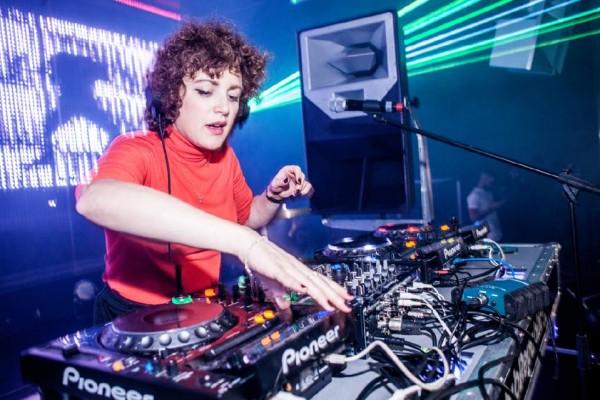 Annie Mac Club Republic Leicester NYE 2015 Radio 1
