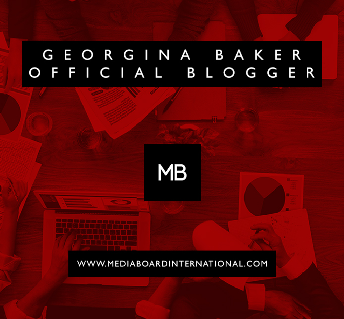 Intern becomes First Official Blogger for Media Board International